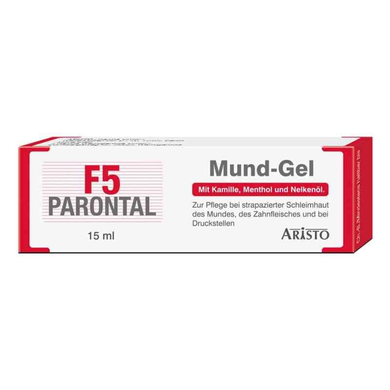 Parontal F5 Mundgel bei apotheke.at bestellen