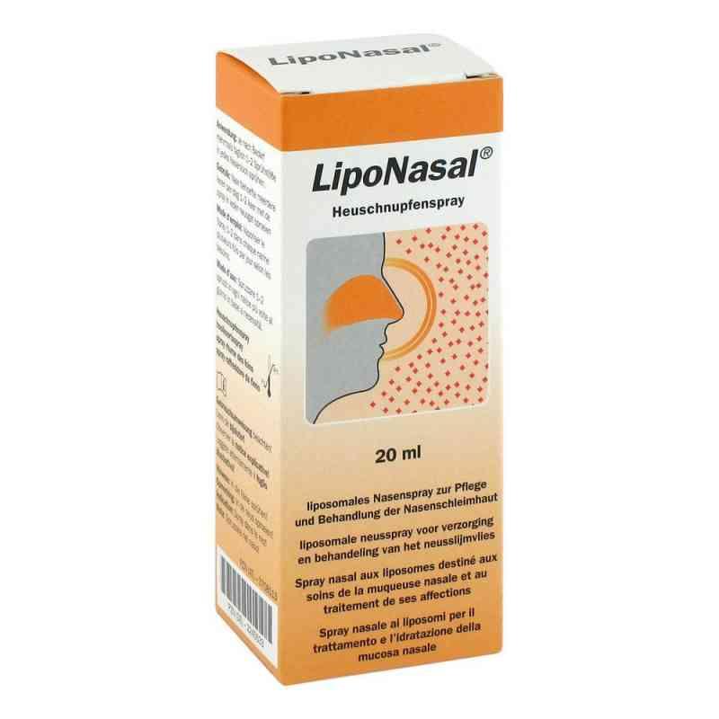 Liponasal Heuschnupfen Nasenspray  bei apotheke.at bestellen