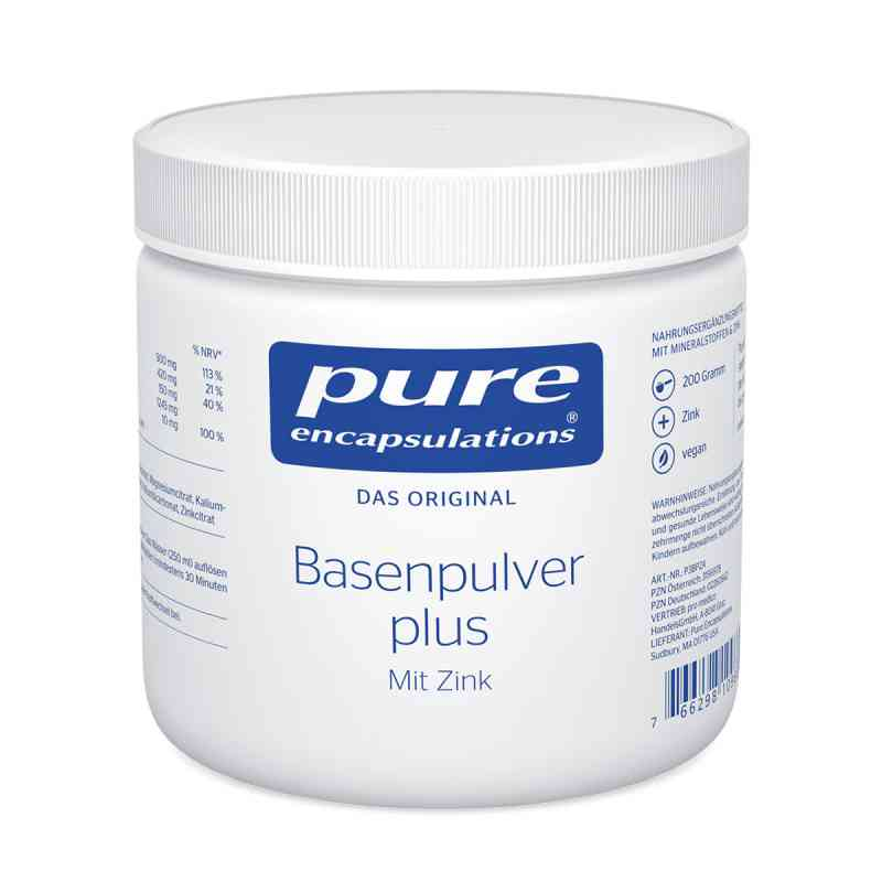 Pure Encapsulations Basenpulver plus Pure 365 Plv.  bei apotheke.at bestellen