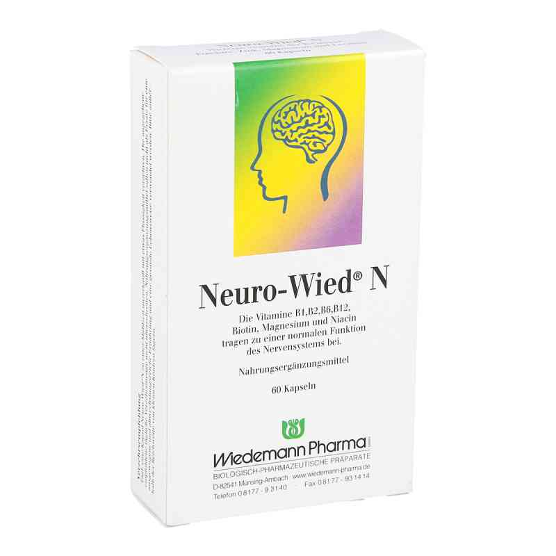 Neuro Wied N Kapseln  bei apotheke.at bestellen