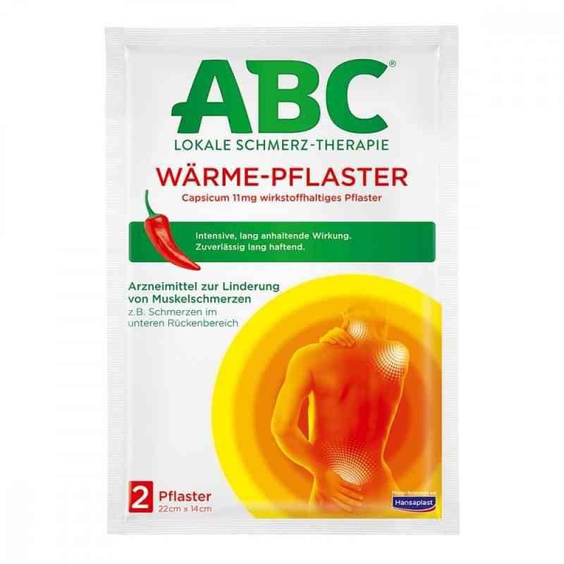 ABC Wärme-Pflaster Capsicum 11mg Hansaplast med  bei apotheke.at bestellen