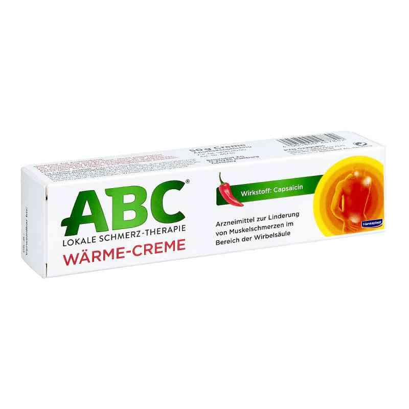 ABC Wärme-Creme Capsicum 0,75mg/g Hansaplast med  bei apotheke.at bestellen