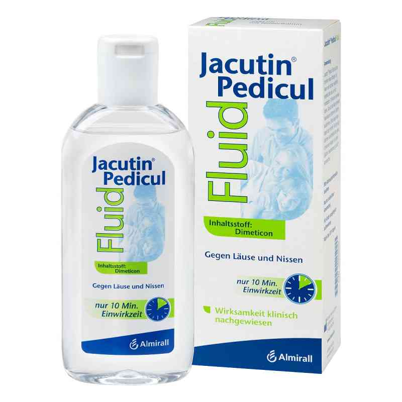 Jacutin Pedicul Fluid  bei apotheke.at bestellen