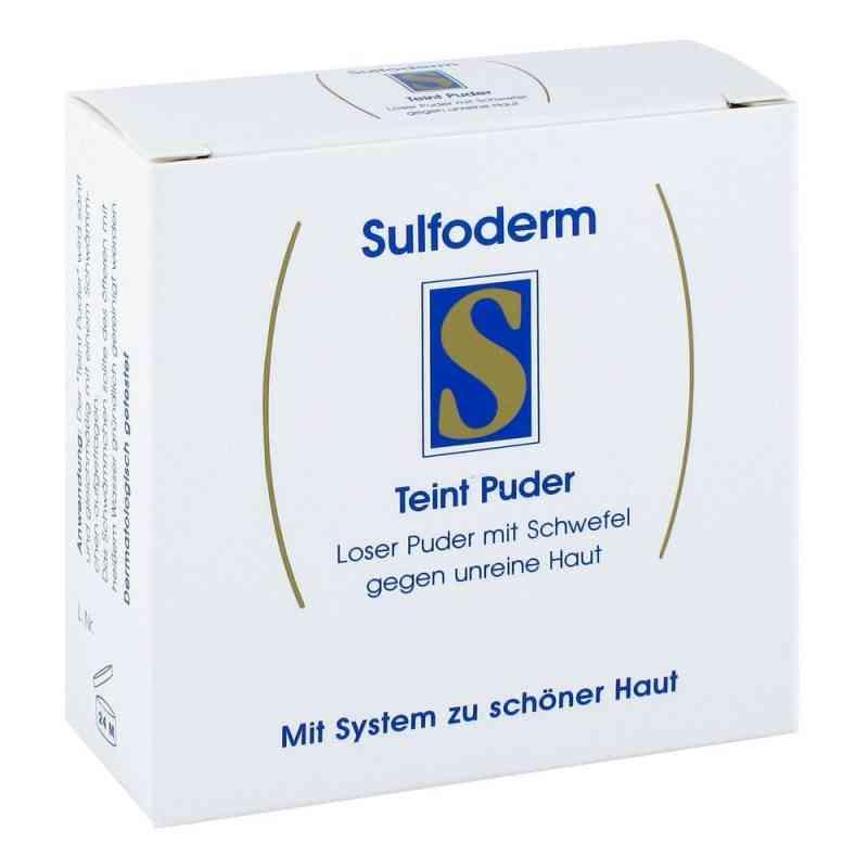Sulfoderm S Teint Puder  bei apotheke.at bestellen