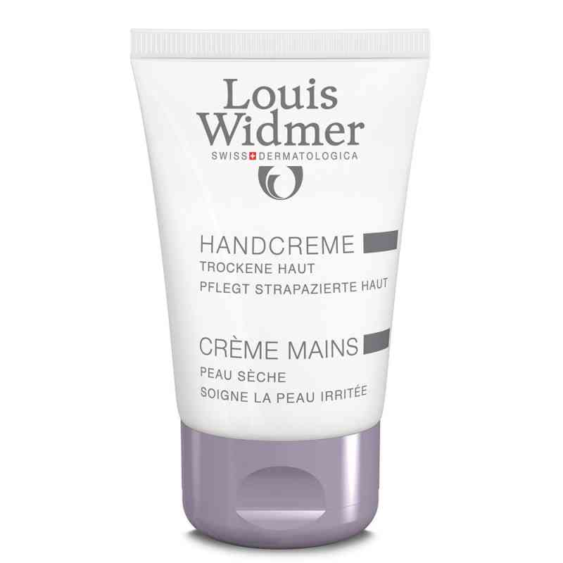 Widmer Hand Creme leicht parfümiert  bei apotheke.at bestellen