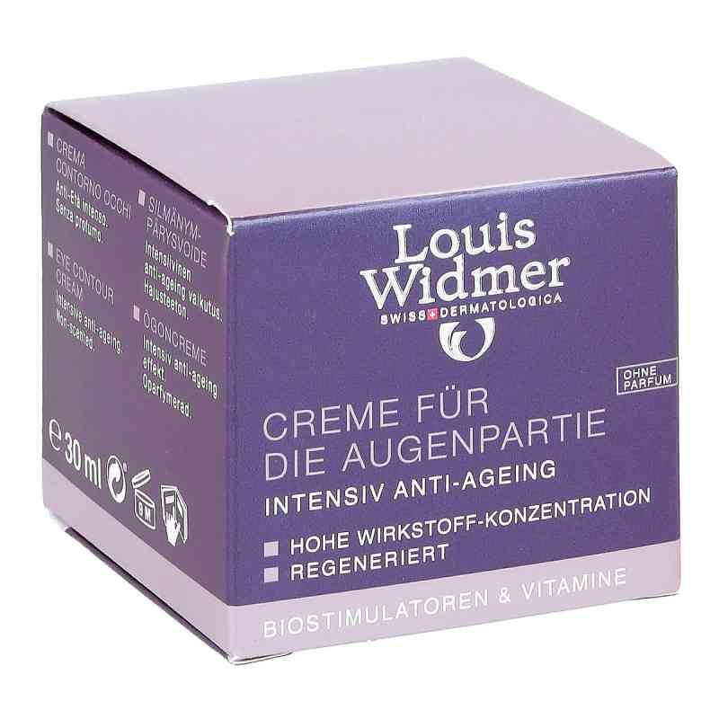 Widmer Creme für die Augenpartie unparfümiert  bei apotheke.at bestellen