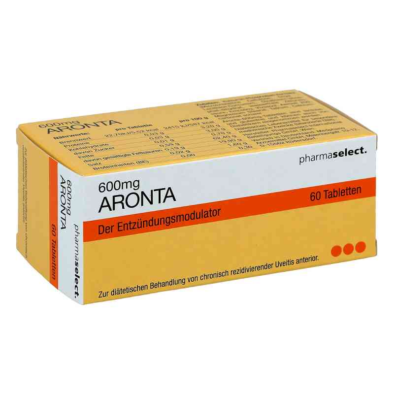 Aronta 600 mg Tabletten  bei apotheke.at bestellen