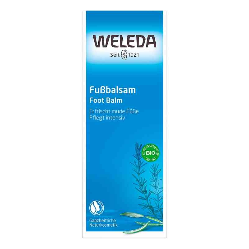 Weleda Fussbalsam bei apotheke.at bestellen