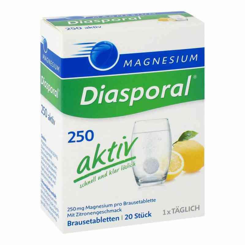 Magnesium Diasporal 250 aktiv Brausetabletten  bei apotheke.at bestellen