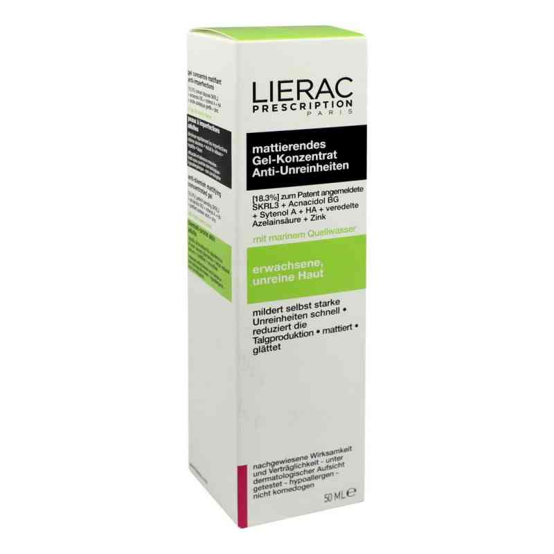 Lierac Prescription mattierendes Gel-konzentrat bei apotheke.at bestellen