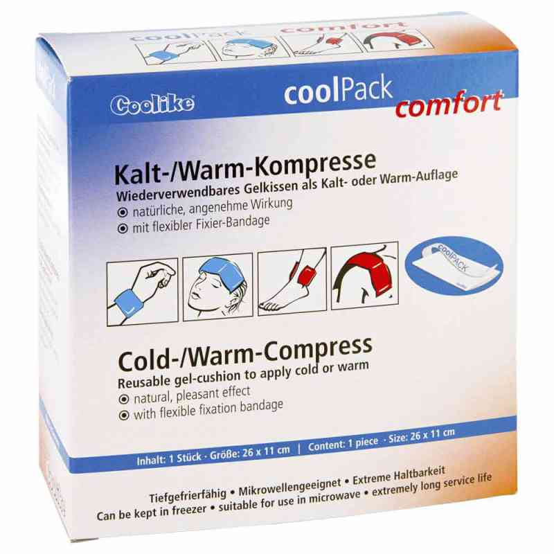 Cool Pack Comfort Kalt Warm Kompresse  bei apotheke.at bestellen