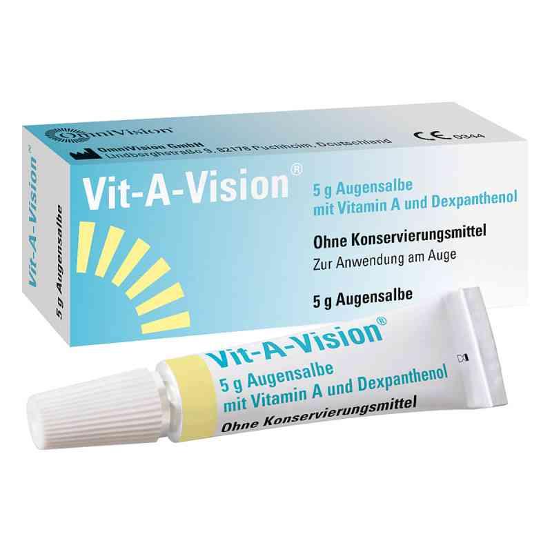 Vit-a-vision Augensalbe bei apotheke.at bestellen