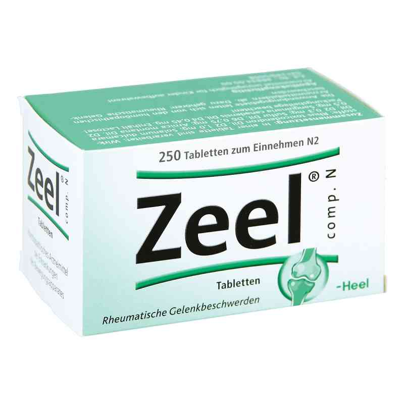 Zeel compositus N Tabletten bei apotheke.at bestellen