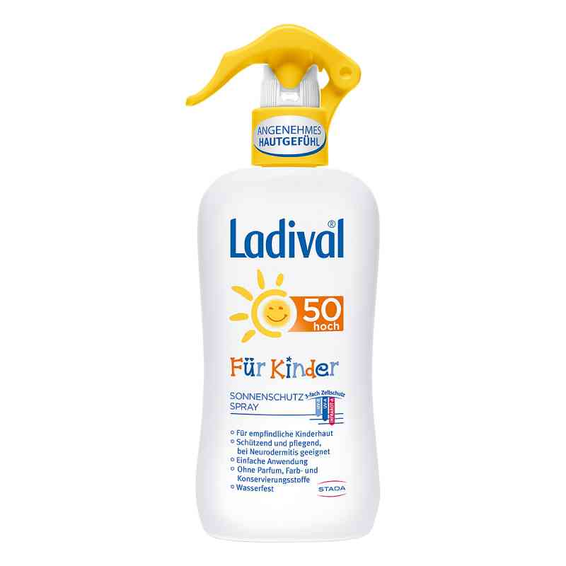 Ladival Kinder Spray Lsf 50  bei apotheke.at bestellen