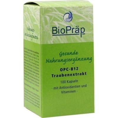 Opc B12 Traubenextrakt Kapseln  bei apotheke.at bestellen
