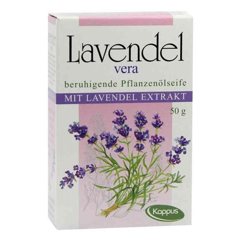 Kappus Lavendel Vera Pflanzenölseife bei apotheke.at bestellen