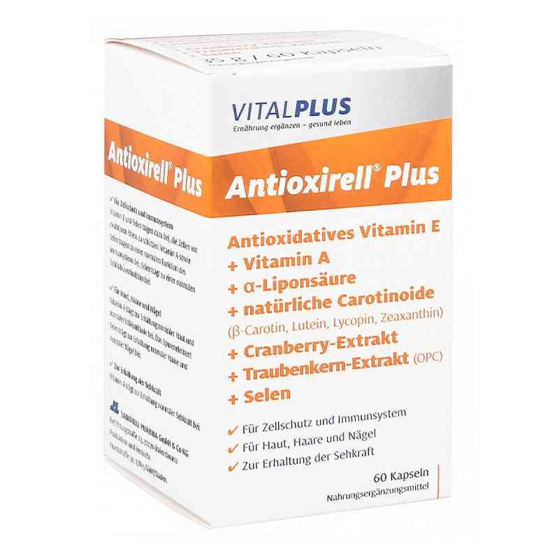 Antioxirell plus Kapseln  bei apotheke.at bestellen