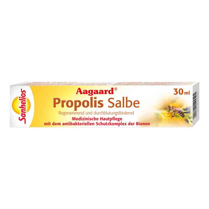 Aagaard Propolis 10% Salbe  bei apotheke.at bestellen
