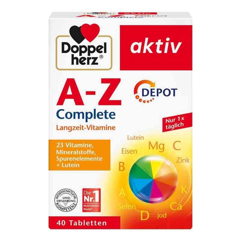 Doppelherz A-z Depot Tabletten bei apotheke.at bestellen