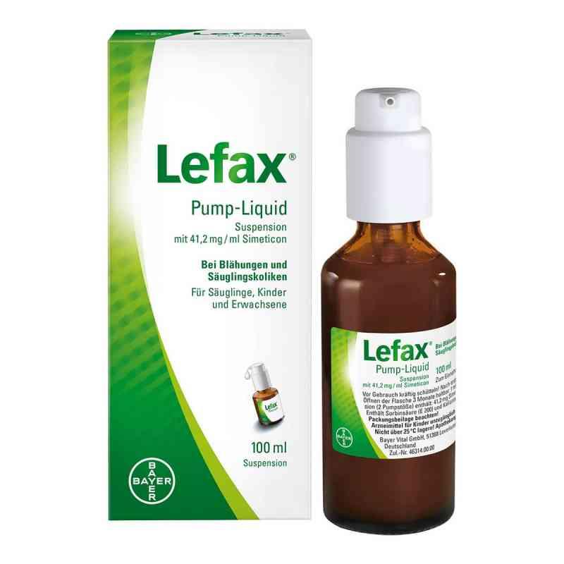 Lefax Pump-Liquid Suspension bei apotheke.at bestellen