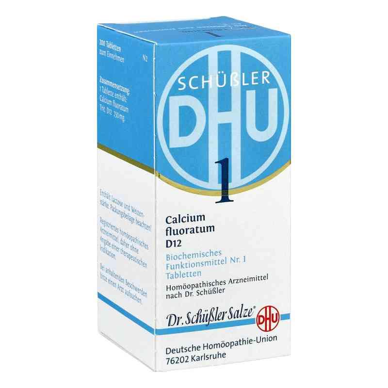 Biochemie Dhu 1 Calcium fluorat.D 12 Tabletten bei apotheke.at bestellen