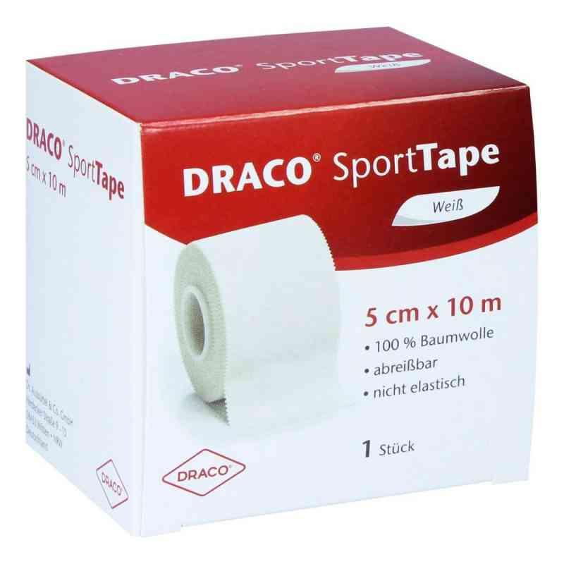Dracotapeverband 10mx5cm weiss  bei apotheke.at bestellen