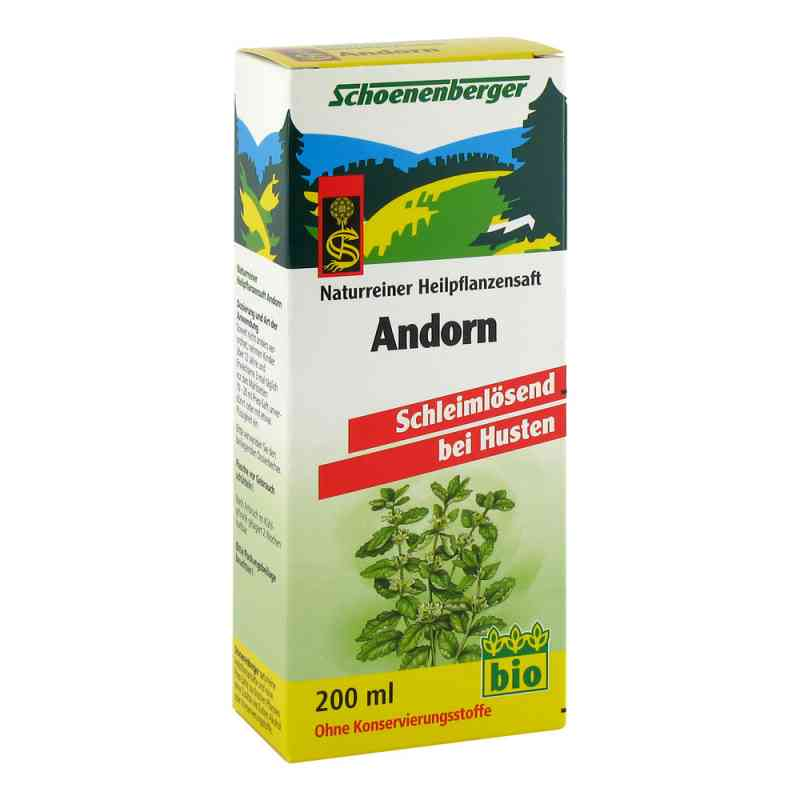 Andornsaft Schoenenberger bei apotheke.at bestellen