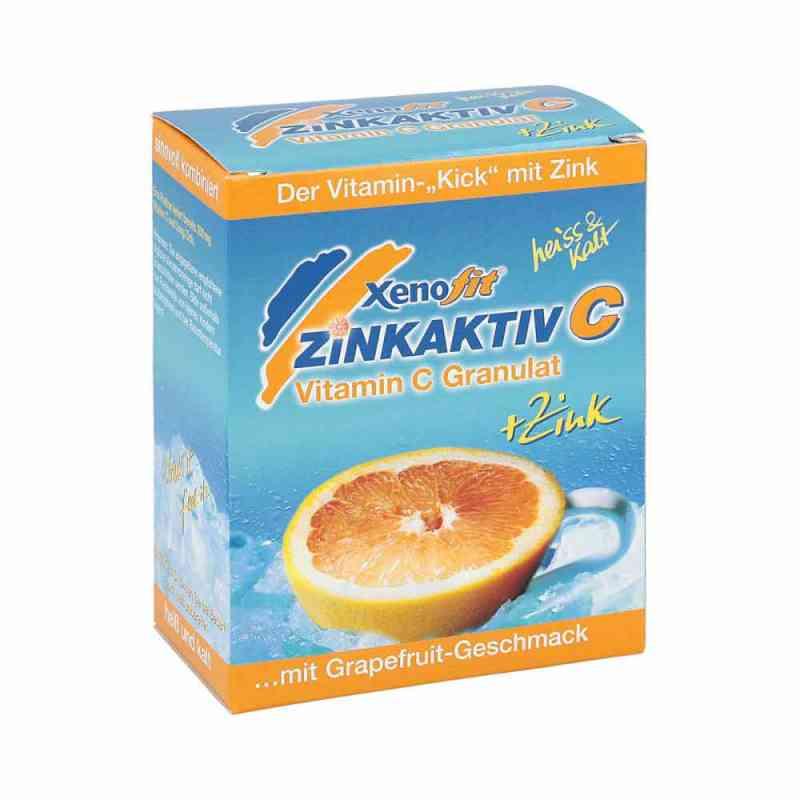 Xenofit Zinkaktiv C Granulat bei apotheke.at bestellen
