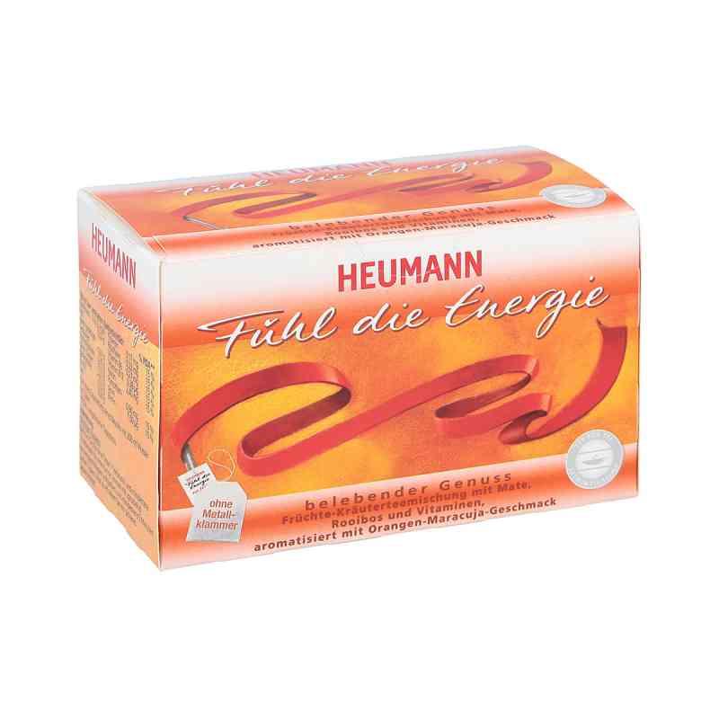 Heumann Fühl die Energie Tee Filterbeutel bei apotheke.at bestellen