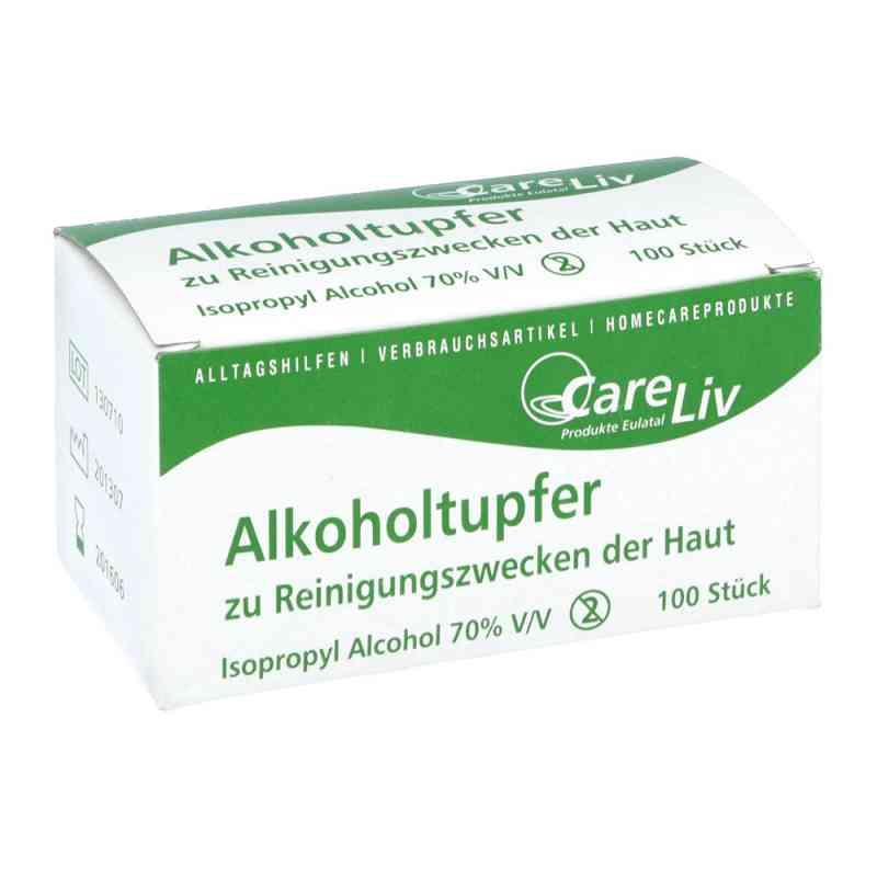 Alkoholtupfer 3x6cm steril  bei apotheke.at bestellen