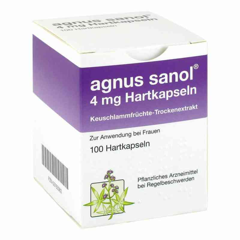 Agnus sanol 4mg  bei apotheke.at bestellen