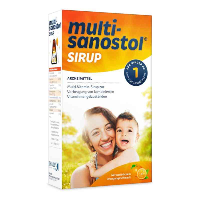 Multi Sanostol Sirup bei apotheke.at bestellen