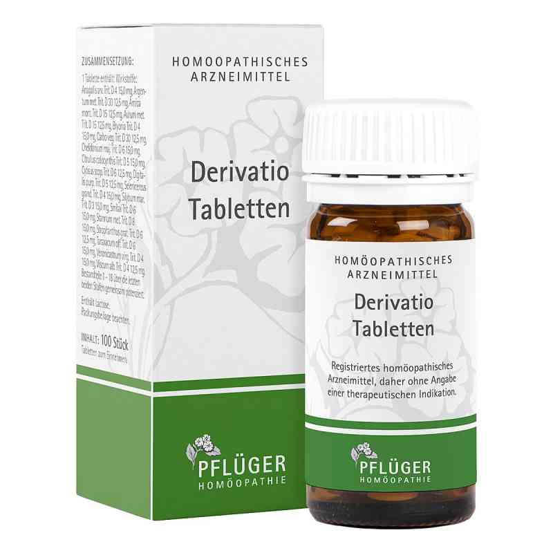 Derivatio Tabletten bei apotheke.at bestellen