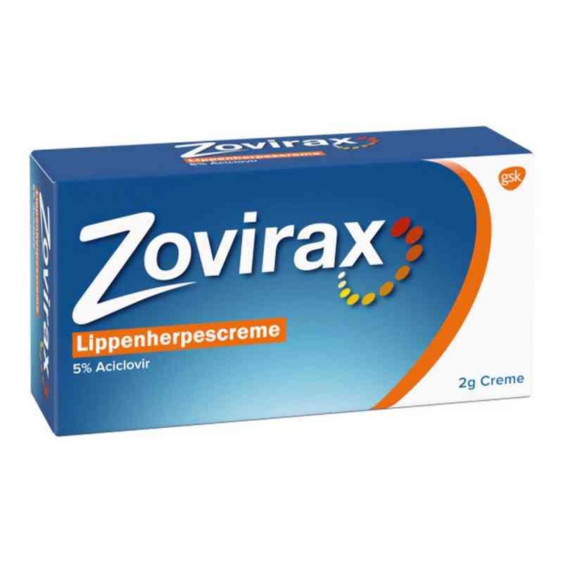 Zovirax Lippenherpescreme  bei apotheke.at bestellen