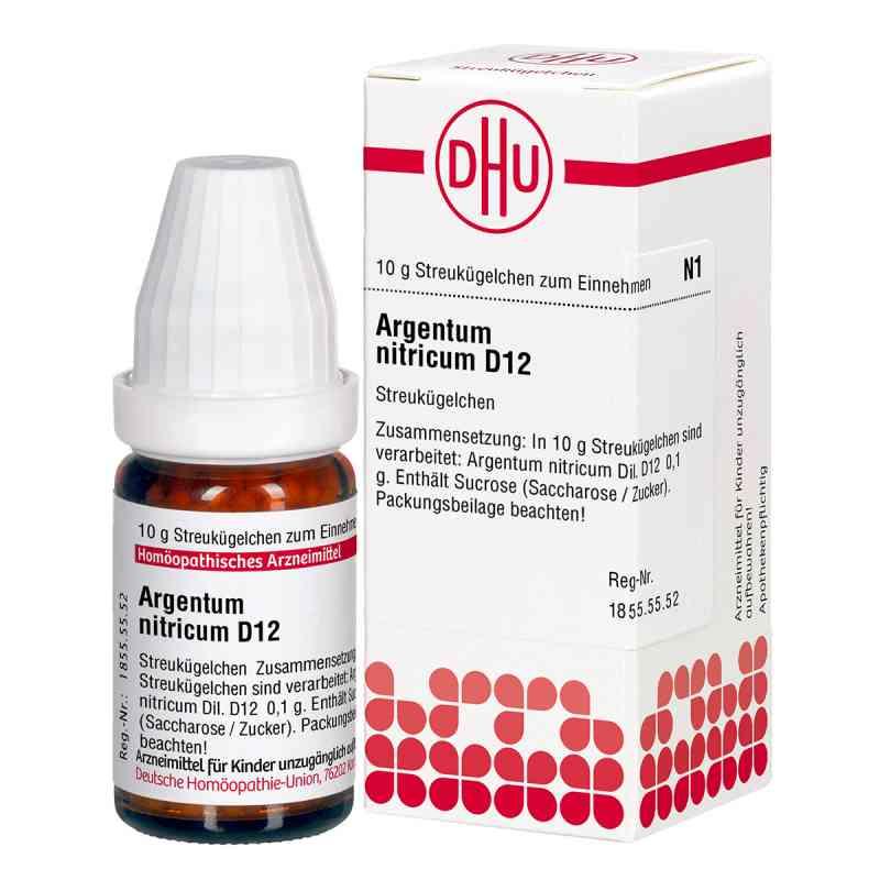 Argentum Nitricum D 12 Globuli bei apotheke.at bestellen