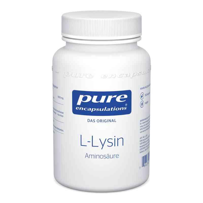 Pure Encapsulations L-lysin Kapseln  bei apotheke.at bestellen
