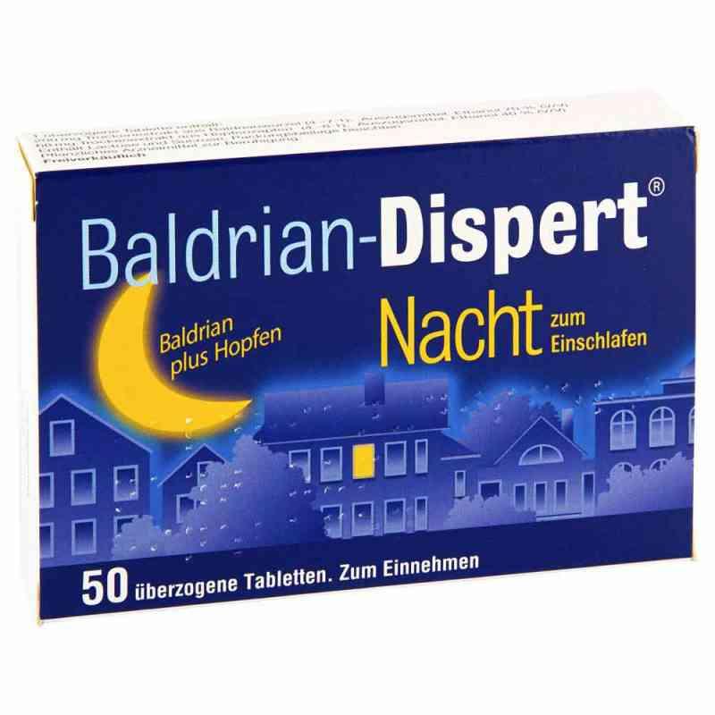 Baldrian-Dispert Nacht zum Einschlafen  bei apotheke.at bestellen