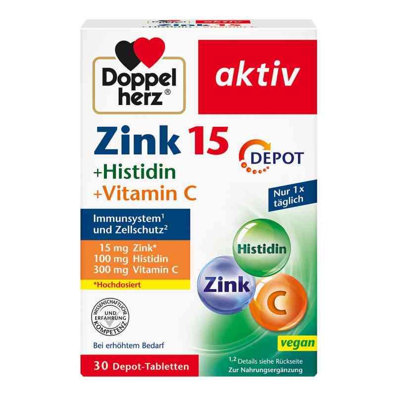 Doppelherz Zink + Histidin Depot Tabletten bei apotheke.at bestellen