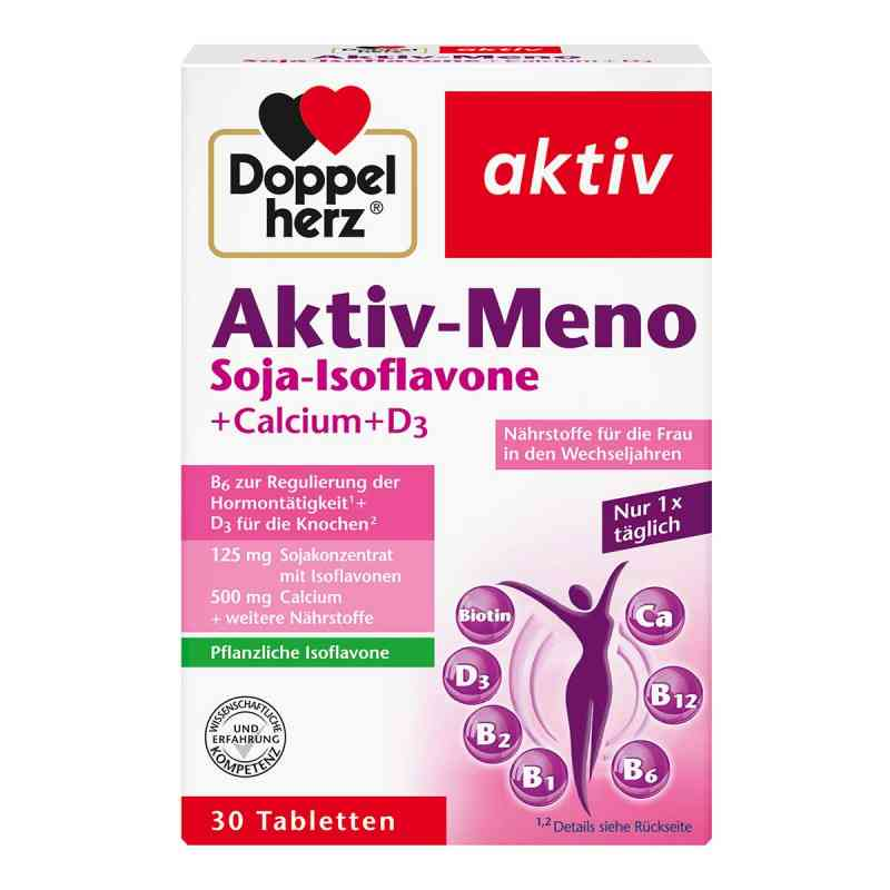 Doppelherz Aktiv-meno Tabletten  bei apotheke.at bestellen