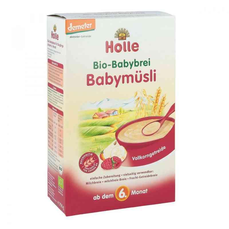 Holle Bio Babybrei Babymüsli  bei apotheke.at bestellen