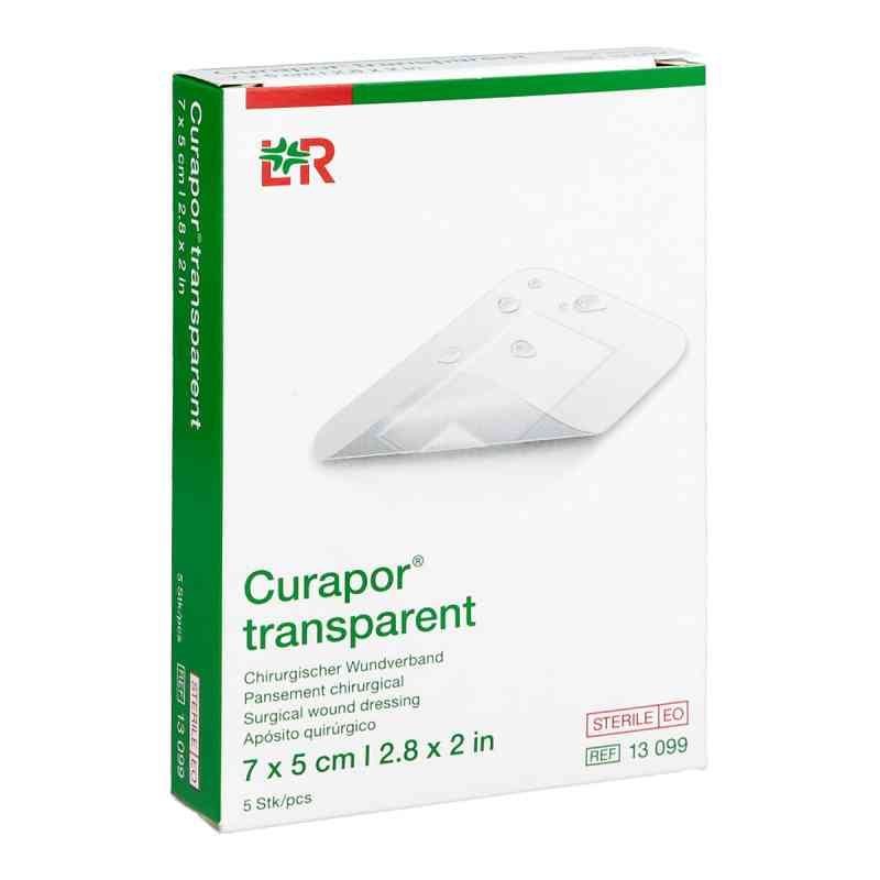 Curapor Wundverband transparent 5x7 cm steril bei apotheke.at bestellen