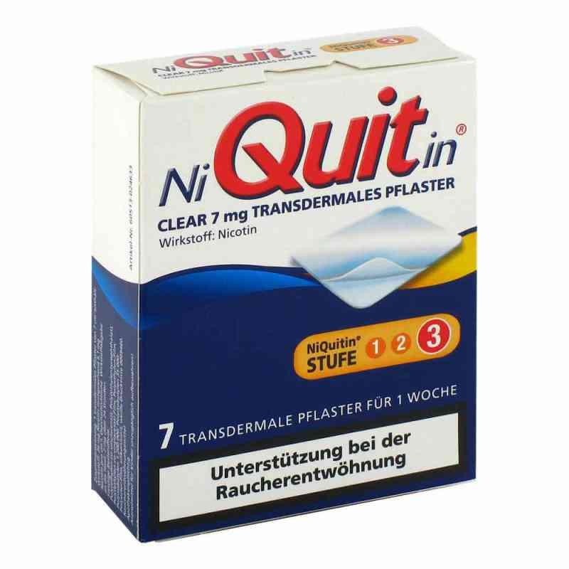 NiQuitin Clear 7mg/24 Stunden  bei apotheke.at bestellen