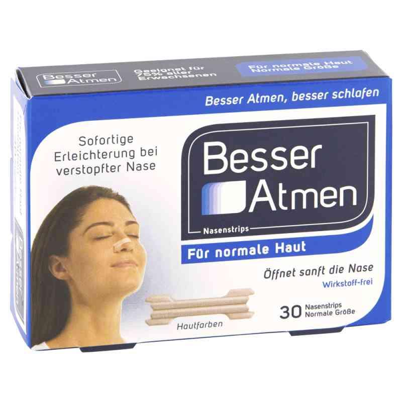 Besser Atmen Nasenstrips beige normale Grösse bei apotheke.at bestellen