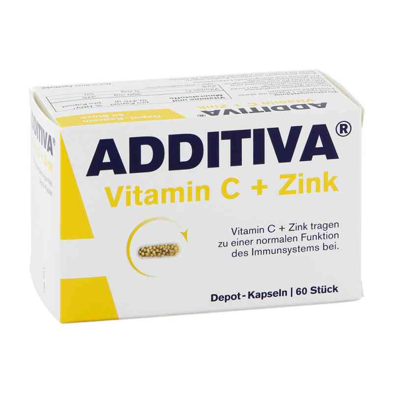 additiva vitamin c depot 300 mg kapseln 60 stk. Black Bedroom Furniture Sets. Home Design Ideas