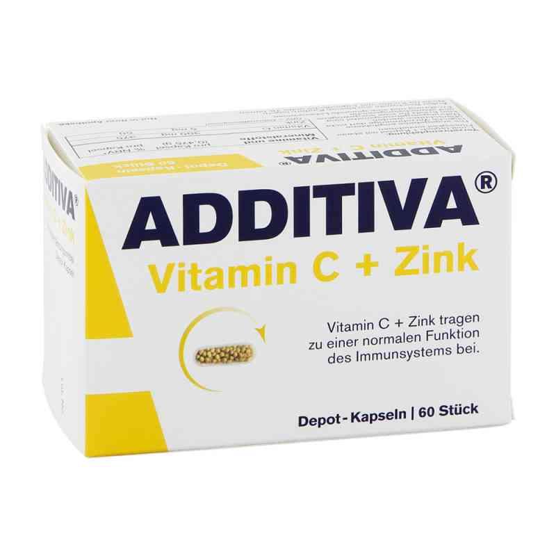 Additiva Vitamin C Depot 300 mg Kapseln  bei apotheke.at bestellen