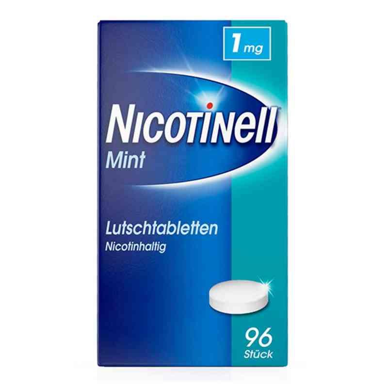 Nicotinell Lutschtabletten 1 mg Mint  bei apotheke.at bestellen