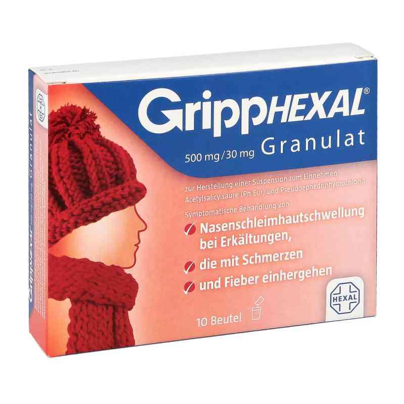 GrippHEXAL 500mg/30mg bei apotheke.at bestellen