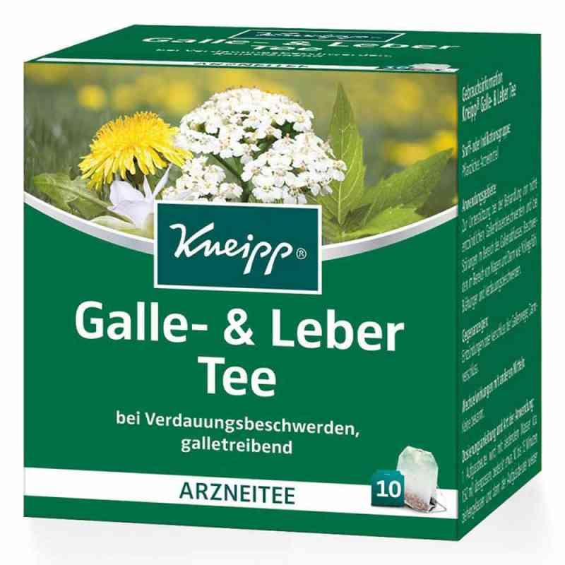 Kneipp Tee Galle und Leber Filterbeutel bei apotheke.at bestellen
