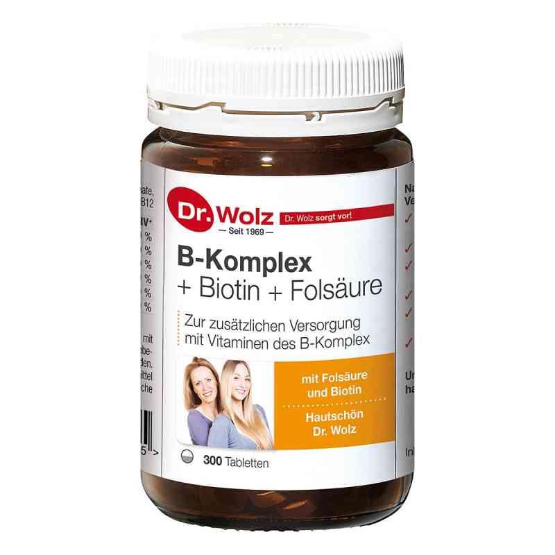 B Komplex + Biotin + Folsäure Tabletten bei apotheke.at bestellen