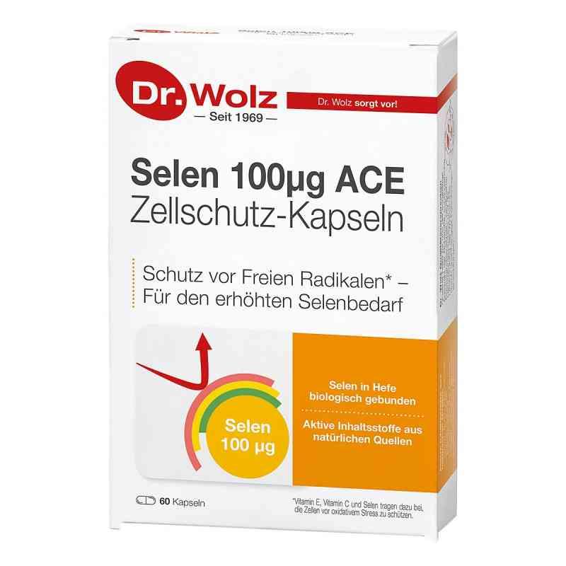 Selen Ace 100 [my]g 60 Tage Kapseln  bei apotheke.at bestellen